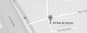 CbecauseTV 63 bis, rue de Sèvres – 92 100 Boulogne-Billancourt